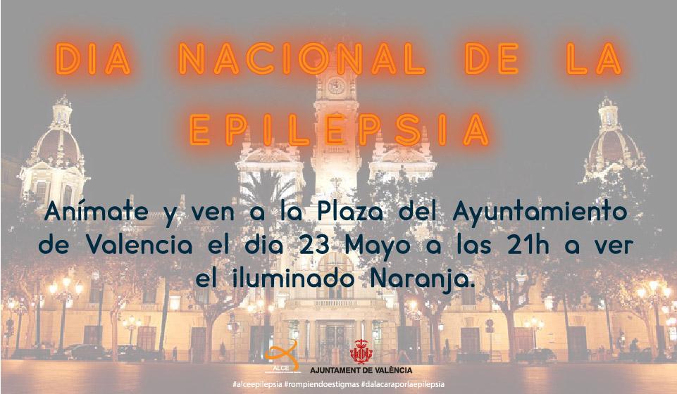Iluminaci n naranja en la comunidad valenciana alce epilepsia valencia - Iluminacion en valencia ...