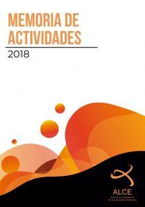 ALCE Memoria de Actividades 2018