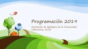 ALCE Programacion 2019